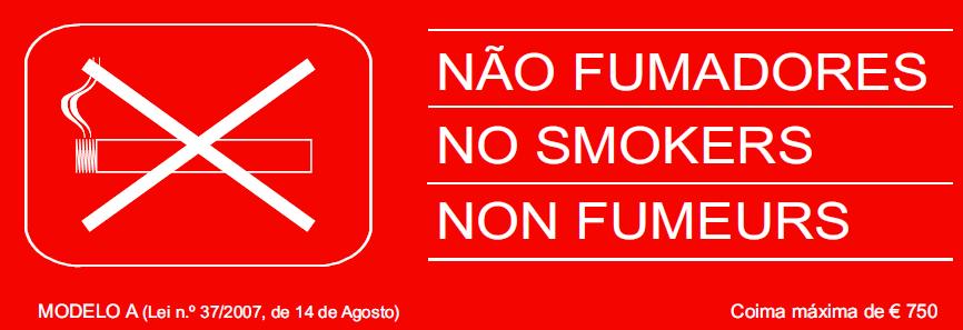 Não fumador